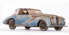 1948 Delahaye 135M Cabriolet by Faget-Varnet, only six were built.