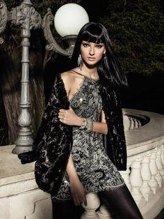 fashionfaves:  Bruna Tenorio by Rodrigo Marques