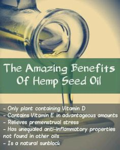 Hemp Seed Oil is one of the base ingredients for our handmade soaps.