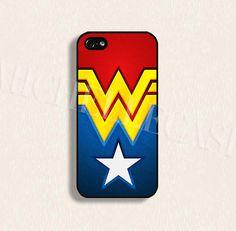 Wonder Woman Pop Art Super hero phone case for  by MechelleCASE