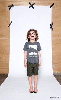Little Horn, great print Tees