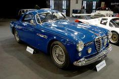 Alfa Romeo 6C 2500 SS Ghia Supergioiello,