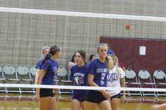 Northwestern College Summer Volleyball Camp 2016 Orange City Iowa