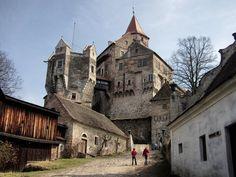 Pernštejn Castle, Châteaux and Castles in the Czech Republic