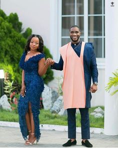 Couple Goals – Make a Statement in These Stylish African Outfits Couple Goals – Make a Statement in These Stylish African Outfits Couples African Outfits, African Dresses Men, African Clothing For Men, African Wedding Dress, Couple Outfits, African Wear, Nigerian Men Fashion, African Print Fashion, Fashion Prints