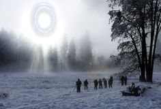 Yosemite Portal by the unexplained phenomena project - Part of the unexplained phenomena project. http://theupp.com