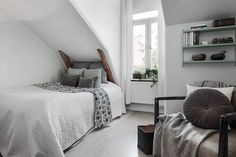VI5 Single Bedroom, Room Design, Interior, Home, Bedroom Design, Dance Bedroom, Room Inspiration, Scandinavian Interior Bedroom, Interior Design