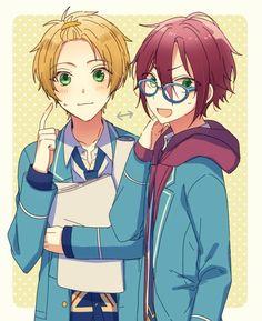Otaku Anime, Anime Guys, Anime Child, Ensemble Stars, Funny Cute, The Magicians, Art Reference, Creatures, Kawaii