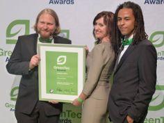 Vielen Dank für Eure Unterstützung! Leider hat es nicht ganz gereicht, aber allein die Nominierung war eine große Ehre #GreenTec Awards