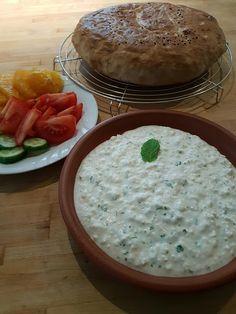 5hugs: Rezept: türkische Knoblauch-Käsecrème