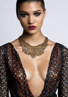 REALTIME FIX BLOG: Tina Lobondi A/W 2013