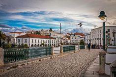 #Tavira, la ciudad con más encanto del #Algarve #viajar #viajes, Portugal