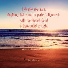 I cleanse my aura.  Anything that is not in perfect alignment with the Highest Good is transmuted in Light. . . #positivethought #positivenergy #positivevibes #healingenergy #energyhealer #reikihealing #reikiteacher #reikihealer #lawofabundance #spiritualenergy #spiritualhealing #ascension #selfhelp #meditation #reiki #shamballa #channeling #session #seminar #attunement #usui #karuna #archangeliclove #archangels #archangelicreiki #healingmeditation #cleanse #love #aura #under_a_sacred_tree