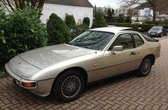 Porsche 924 50 Jahre Edition