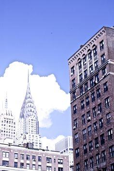 Chrysler Building, NYC. Photo by Emilie Dayan Hill.  www.emiliedayan.com
