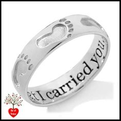 I carried you in my heart ring from Be A Voice! LOVE!!!