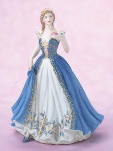 History porcelain Figurines