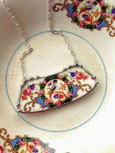 Dysfunctional Design New Broken China Jewelry