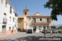 Plaza de Confrides