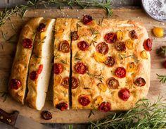 Η πιο νόστιμη φοκάτσα που έχουμε δοκιμάσει μέχρι σήμερα - Jenny.gr Cooking Time, Vegetable Pizza, Quiche, Vegetables, Breakfast, Food, Breakfast Cafe, Veggies, Essen