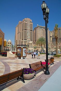 Architecture, The Pearl, Doha, Qatar, Middle East Qatar Travel, Qatar Doha, Fake Photo, Dubai Uae, United Arab Emirates, East Africa, Middle East, Travel Photography, Beautiful Places