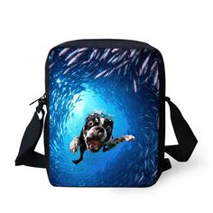 3D Animal Design Bags