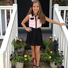MacKenzie is my favorite in Dance Moms!  She should not be treated poorly because she is not her sister.  It is horrible!