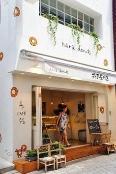 Hara Donuts Myeongdong, Seoul