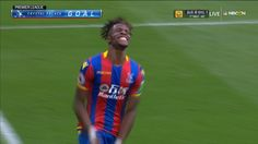 Wilfried Zaha puts Crystal Palace back in front