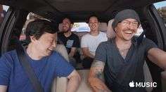 10/5/17 linkinpark: @CarpoolKaraoke - this time next week. Streaming for free on our Facebook page - link in bio