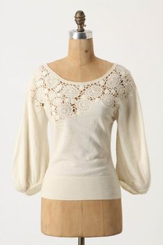 Anthropologie top!