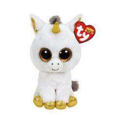 TY Beanie Boo Treasure the Unicorn . TY Beanie Boo Treasure the Unicorn Ty Beanie Boos, Ty Boos, Beanie Babies, Ty Animals, Ty Stuffed Animals, Unicorn Stuffed Animal, Ty Teddies, Ty Peluche, Ty Babies