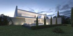 Gallardo Llopis Arquitectos | House project in a golf course