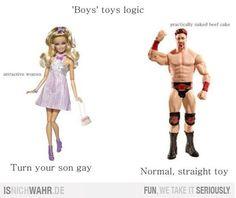 Männliches Spielzeug