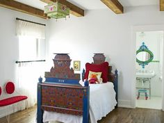 Eclectic Kids' Rooms from Ammie Kim : Designers' Portfolio 874 : Home & Garden Television