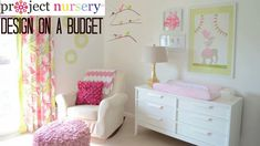 Nursery on a Budget: Deciding When to Splurge and When to Search Out the Bargain