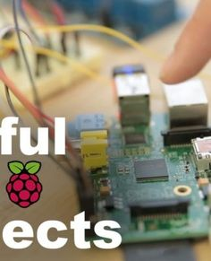 Useful Raspberry Pi Projects