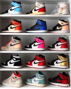 Cute Nike Shoes, Cute Nikes, Nike Air Shoes, Shoes Cool, Jordan Shoes Girls, Girls Shoes, Shoes Women, Ladies Shoes, Sneakers Fashion