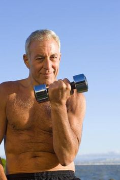 Making Seniors Strong With Weight Training