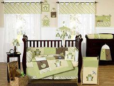 Leap Frog 9 Piece Crib Bedding Set