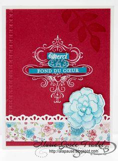 A La Pause: Du Fond du Coeur, From my Heart, Secret Garden - Marie-Josée Trudel