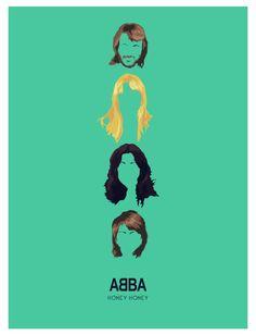 ABBA because I love Abba :)