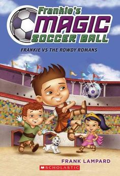 Frankie and his soccer team travel to fantastic lands to play some of the wildest soccer matches ever! Frankie and his friends travel back in time to face off against a group of rowdy Roman soccer pla