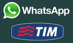 TIM libera utilização do WhatsApp sem descontar da franquia de dados de internet