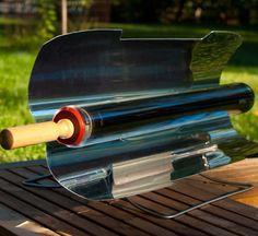 GoSun Sport — солнечная печь, которую можно носить с собой в рюкзаке