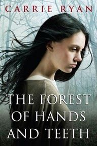 """Read """"The Forest of Hands and Teeth"""" by Carrie Ryan available from Rakuten Kobo. In Mary's world there are simple truths. The Sisterhood always knows best. The Guardians will protect and serve. The Unc. Ya Books, I Love Books, Good Books, Books To Read, Amazing Books, Apocalypse Books, Zombie Apocalypse, Post Apocalyptic Books, Best Zombie"""