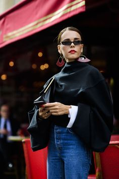 The Best Street Style From Paris Fashion Week - Best Style from Paris Fashion Week