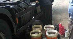 """Kepolisian Depok Segel SPBU Terkait Dugaan """" Solar Bercampur Air """""""