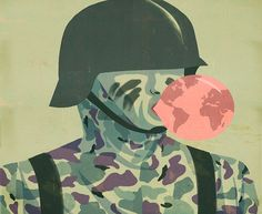 The Future of the world after military conflicts  by Emiliano Ponzi Repubblica 28 oct 2012