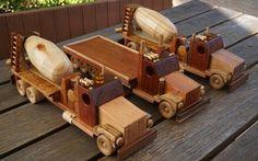 Croncrete Trucks By Crowie